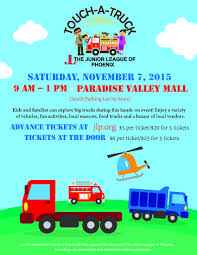 Touch-A-Truck – Page 2 – Junior League Of Phoenix Blog