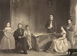 Ulysses S Grant And Family