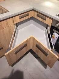 küche plus ecklösung statt üblichem rondell umbau
