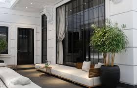 Neoclassical House Neoclassical Saudi Arabian House Design Comelite