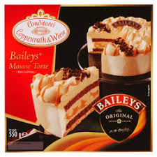 coppenrath wiese baileys mousse torte 550g