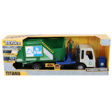 100 Toy Garbage Trucks For Sale Tonka TITAN Go Green Truck 05744 For Sale Online EBay