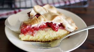 Strawberry Pie Cake Recipe BettyCrocker