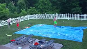 Improvised Slip-n-Slide (tarp) - YouTube More Accurate Names For The Slip N Slide Huffpost N Kicker Ramp Fun Youtube Triyaecom Huge Backyard Various Design Inspiration Shaving Cream And Lehigh Valley Family Just Shy Of A Y Pool Turned Slip Slide Backyard Racing With Giant 2010 Hd Free Images Villa Vacation Amusement Park Swimming 25 Unique Ideas On Pinterest In My Kids Cided To Set Up Rebrncom Crazy Backyard Slip Slide