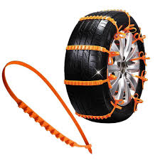 Car Tire Chain Snow Tire Chains Cable Traction Mud Nonskid Chain ...