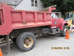 Red Ford F-650 Dump Truck | My Truck Pictures | Pinterest | Dump ...