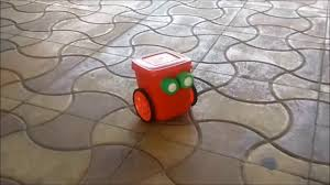 how to make simple diy robot for kids mr red robot do it