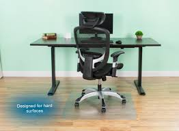 Hard Surface Office Chair Mat by Mat H 047 Vivo Clear Computer Chair Protective Hardwood Floor Hard