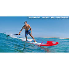 stand up paddle bic 10 6 ace tec performer sup acheter