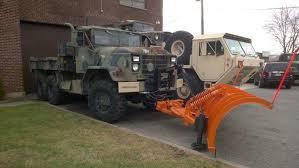 100 Surplus Trucks M923 Plow Equipped Cargo Truck Gallery Eastern