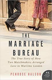 amazon bureau the marriage bureau the true of how two matchmakers arranged