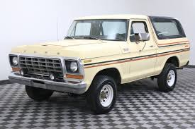 1978 Ford Bronco Collector Grade Barn Find | Barn Finds For Sale ...