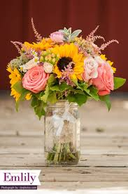 Country Flowers For Wedding