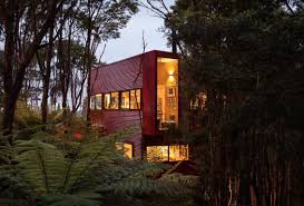 100 Crosson Clarke Carnachan Architects Red House In The Bush Works On All Levels Stuffconz