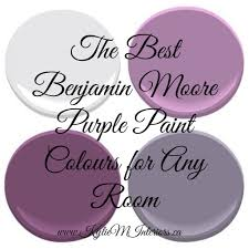 Popular Living Room Colors Benjamin Moore by The Most Popular Benjamin Moore Purples And Purple Undertones