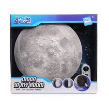 Bedroom Wall Lamps Walmart by Amazon Com Moon In My Room Remote Control Wall Décor Night Light