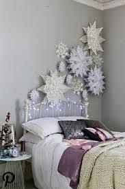 weihnachtsdeko selber basteln 3d papier sterne maedchen