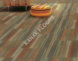 Interface Carpet Tile With Glass cloth bac Interface Carpet Tile