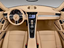 2017 Porsche 911 Dashboard