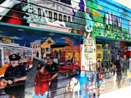 Balmy Street Murals Address by Culinary Walking Tour Of The Mission District A Lady Goes West