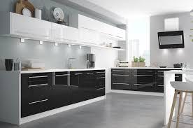 küchenzeile platinum einbauküche 480cm weiß fronten mdf schwarz hochglanz