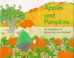 Pumpkin Pumpkin By Jeanne Titherington by Lightsome Librarian Apples And Pumpkins