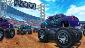 100 Monster Truck Simulator Racing 1mobilecom