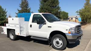 100 Miller Trucking 2002 Ford F450 4x4 302 Welders Utility Truck For Sale