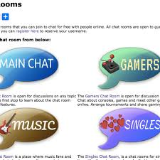 Chat Rooms Alternatives And Similar Websites And Apps