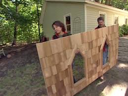 How To Build A Tree Fort | How-tos | DIY 9 Free Wooden Swing Set Plans To Diy Today How Build A Tree Fort Howtos Best 25 Backyard Fort Ideas On Pinterest Diy Tree House 12 Playhouse The Kids Will Love Gemini Wood Swingset Jacks The Knight Life Custom And Playset Designs From Style Play House Addition 2015 Backyard Swing Bridge Ladder Gate Roof Finale Forts Unique Set