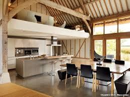 chambre en mezzanine chambre avec mezzanine with contemporain cuisine décoration de