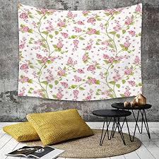 yaoni landschaft tapisserie dekoration für schlafzimmer