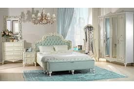 schlafzimmer louise mit 160 bett in beige türkis set ohne