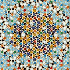 quasicrystalline wickerwork imaginary
