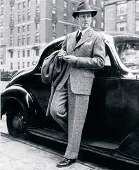 1930s Masculine Elegance