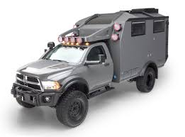 100 Bug Out Trucks Ram 5500based GEV Adventure Truck Is The Perfect Mobile