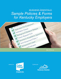 Ky Labor Cabinet Office Of Workplace Standards by Kentucky Chamber Of Commerce
