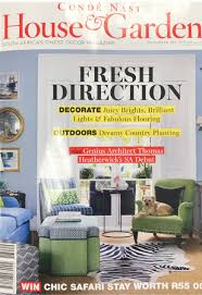 Interior Decorating Magazines South Africa by Press Casarredo