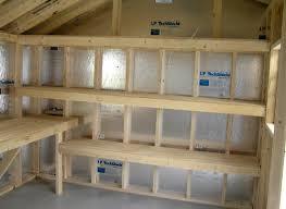 shed interior garden yard pinterest interiors woodworking