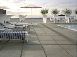 Porcelain Stoneware Outdoor Floor Tiles With Stone Effect PIETRA FRIULANA