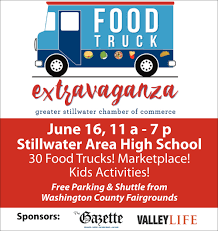 100 Food Truck Mn Extravaganza Greater Stillwater Chamber Of Commerce