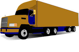 Truck 18-Wheeler Freight PNG Image - Picpng