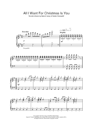 Magic Carpet Ride Tabs by All I Want For Christmas Is You Sheet Music For Piano And More
