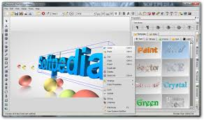 Aurora 3D Text Logo Maker Ndir 3d Logo Design Software White House