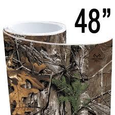 Realtree Camo Vinyl Wrap - 48