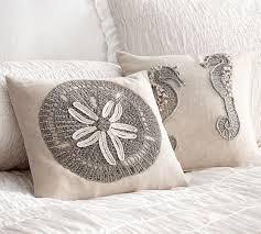 summer coastal decorative pillows pottery barn
