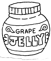 Peanut Butter And Jelly Clipart 2187297