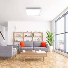 led panel 30x30 led decken le weiß decken leuchte neutralweiss tageslichtweiß 4000 kelvin für büro wohnzimmer küche und bad