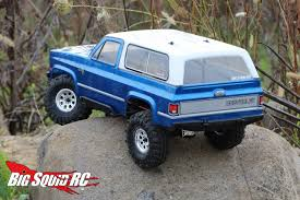 Vattera K-5 Blazer Ascender Scale Truck Kit Review « Big Squid RC ...