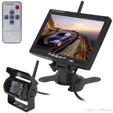 100M 2.4 GHz Wireless Rear View Ca 7 800*480 LCD Car Monitor+backup ... Autovox M1w Wireless Backup Camera Kit Night Vision 43 Rear Digital Signal And Car Reverse Amazoncom Garmin Nvi 2798lmt Portable Gps With Our New System Will Revolutionize The China 35inch Based On 10 Reliable Cameras For Your In 2018 Video Mounts To Farm 5 Inch Backup Camera Parking Sensor Monitor Rv Truck Yada Bt53872m2 Matte Black 100m 24 Ghz View Ca 7 0480 Lcd Monitorbackup Convoy Launches Ctortrailer Cam Trucking News